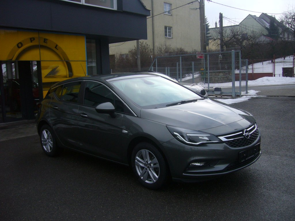 Opel Astra SMILE